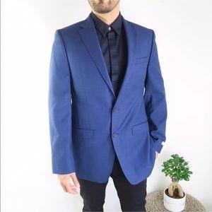 Calvin Klein New Men's Size 42L  Sport Coat